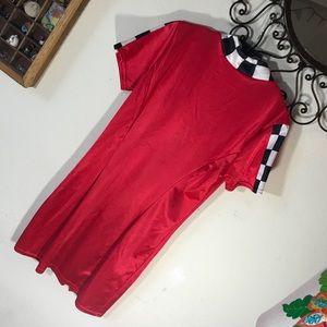Hot Topic Dresses - 🎃 Race Car speedway Nascar Costume Dress